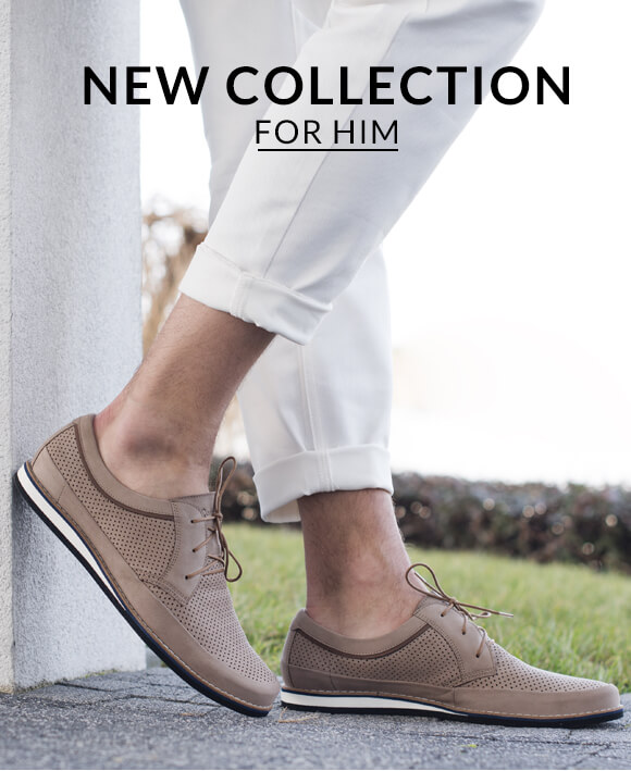 new collection for him